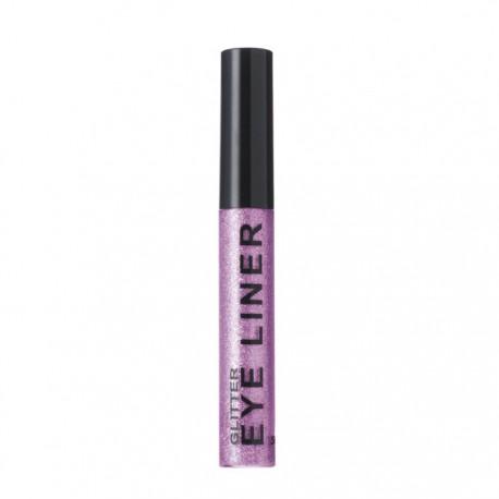eye liner glitter ROSE
