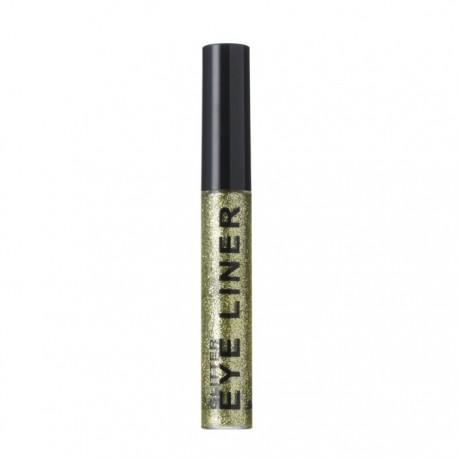eye liner glitter or