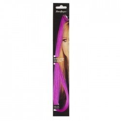 "extension de cheveux ""baby"" FUSHIA"