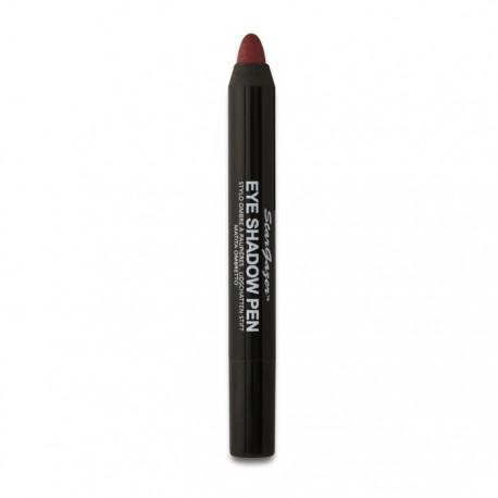 stylo à paupières professionnel rouge