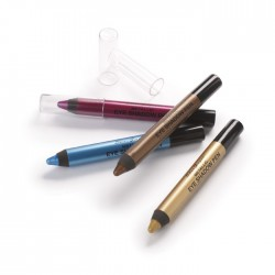 crayon jumbo à paupières marron métallisé
