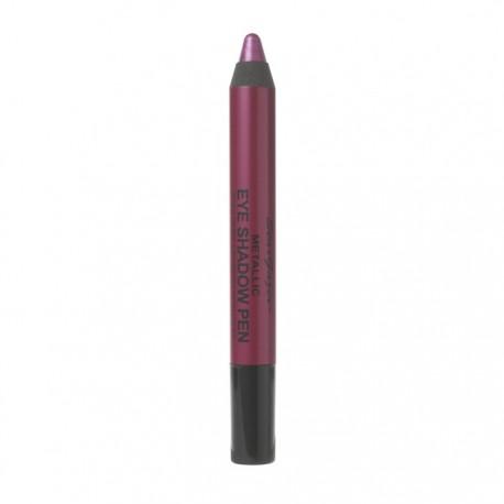 stylo à paupières professionnel métallique rose