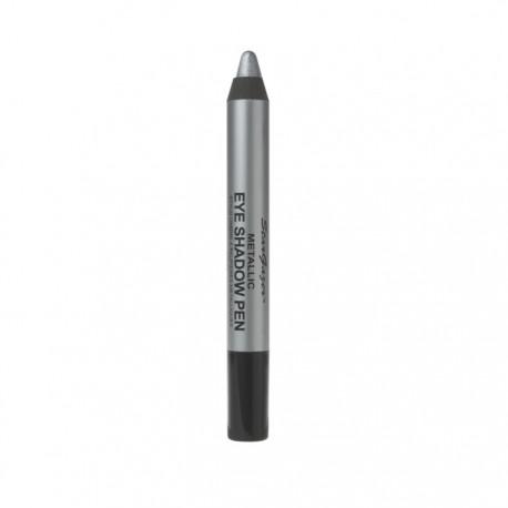 stylo à paupières professionnel métallique argent