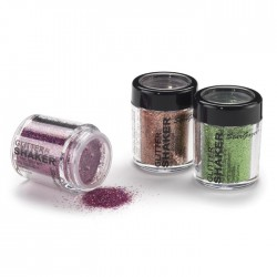 paillettes corps , cheveux & ongles emeraude
