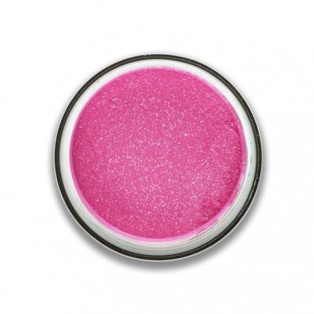 ombre à paupières poudre glitter rose