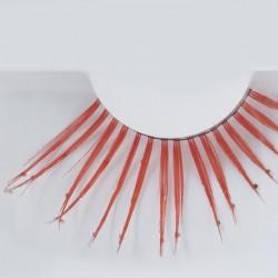 faux cils rouge diamant - 58