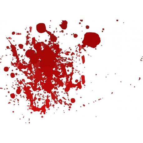 effet spécial faux sang